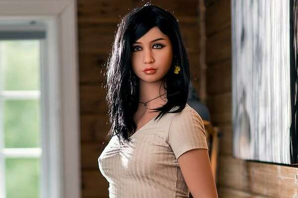 Doll from Real Love Sex Dolls, one of the largest sellers of realistic dolls in the U.S.. located in Austin, Texas.