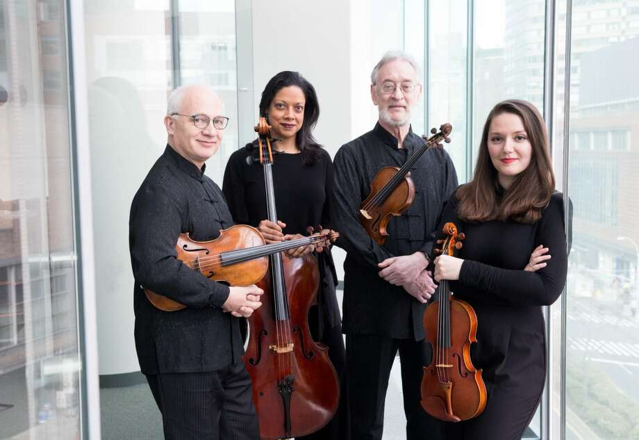 Juilliard String Quartet needs time for music to fall into place