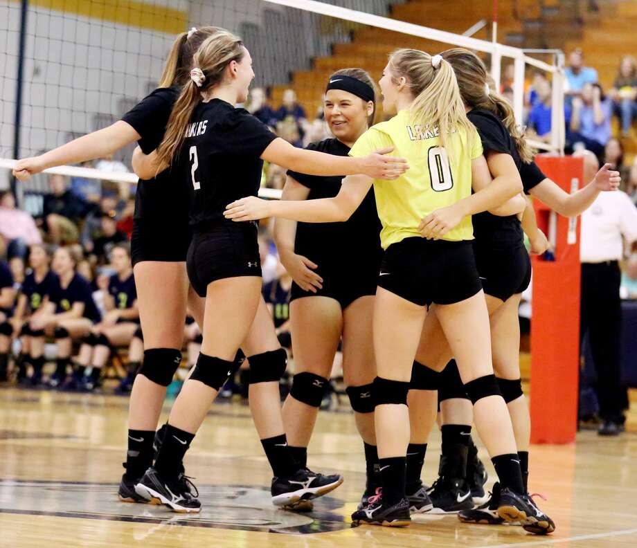 EPBP at Bad Axe — Volleyball Photo: Paul P. Adams/Huron Daily Tribune