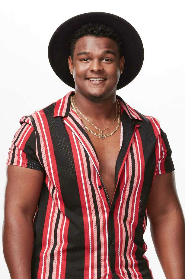 Port Arthur native and Houston resident DeAndre Nico turned four chairs on The Voice. Photo: Tyler Golden/NBC / 2018 NBCUniversal Media, LLC