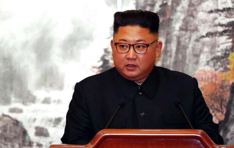 Photo: Pyongyang Press Corps Pool | Via AP