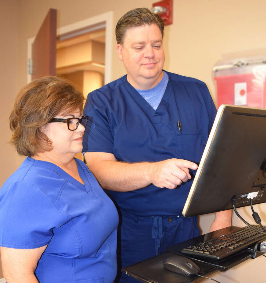 Led by one of the region's most trusted and experienced cardiologists, Dr. Kevin Jones, the Plainview Center offers full service cardio diagnostic services to our community and to our surrounding neighbors. Photo: Covenant Health Plainview