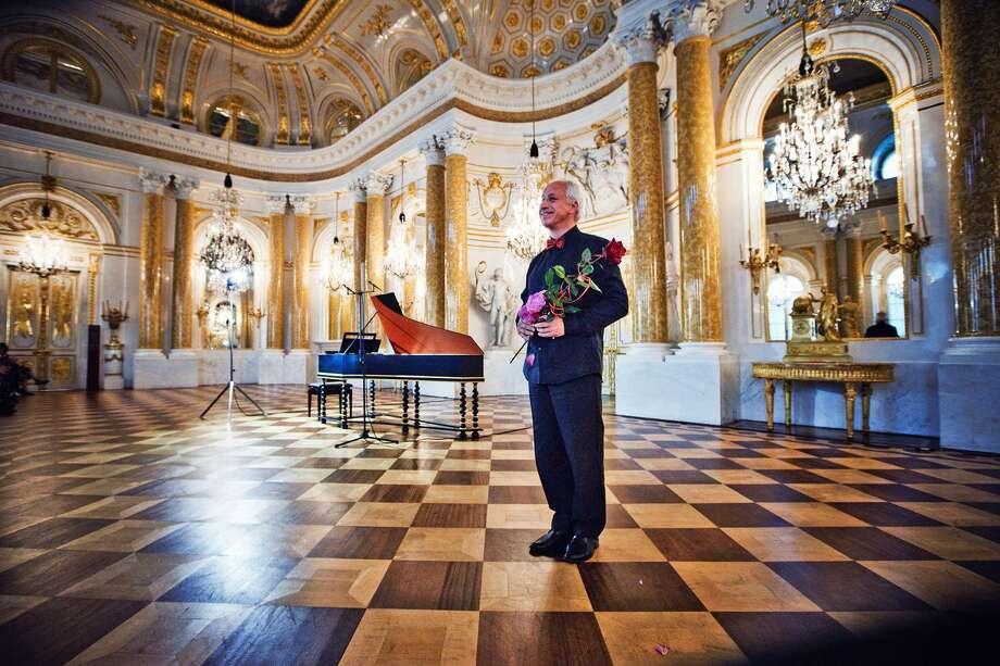 Crescendo presents the famed Polish harpsichordist Wladyslaw Klosiewicz in Lakevile on Oct. 6. Photo: Crescendo