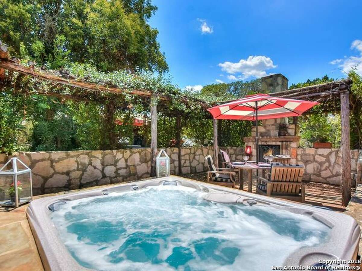A Boerne bed and breakfast for sale was listed among the most viewed properties on New York Times realty in August, 2018. The property, located at 106 Marquardt Road, features three bedrooms, three bathrooms, three private hot tubs, two fire pits, a chicken coop and more.