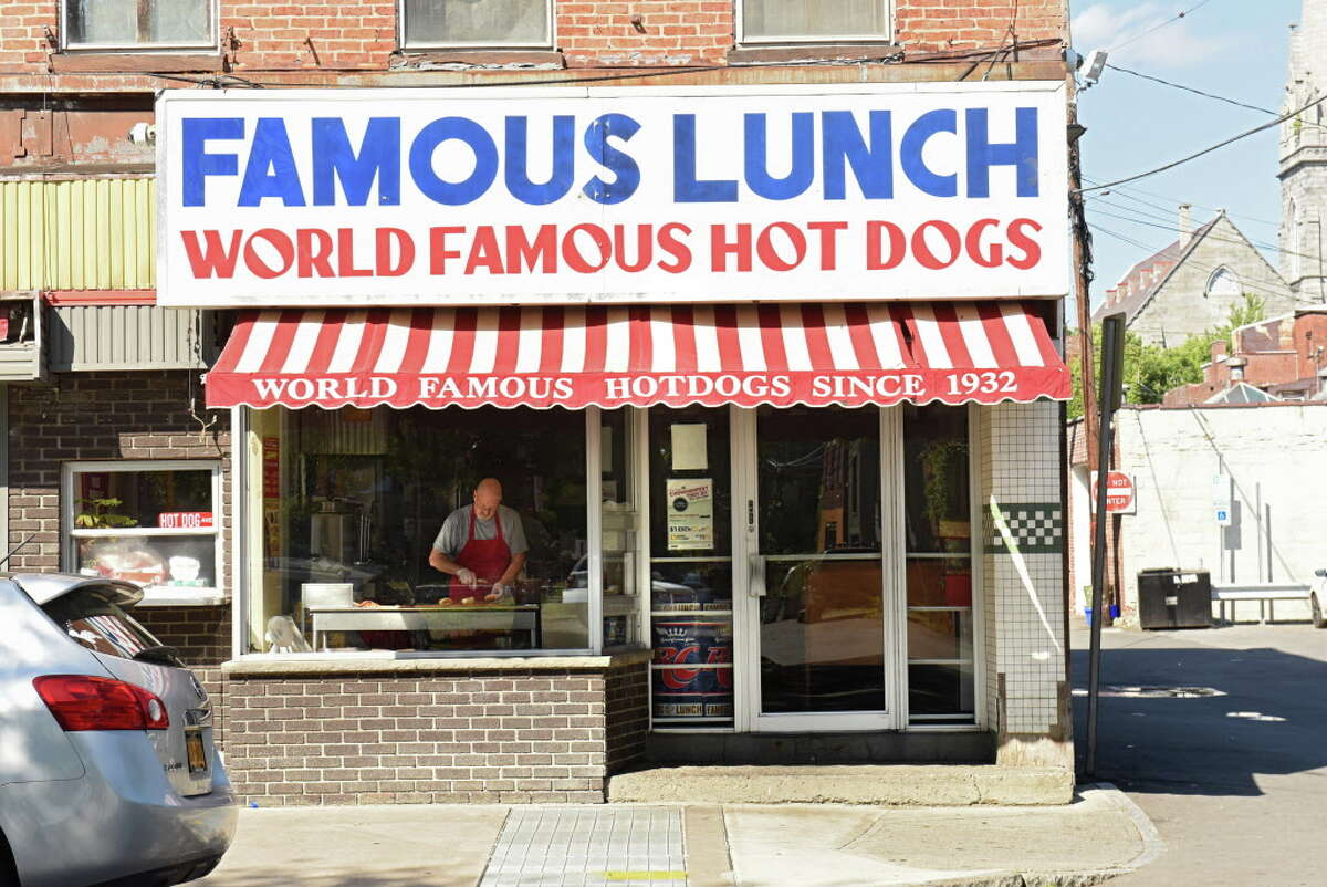 Famous Lunch, Troy, 1932