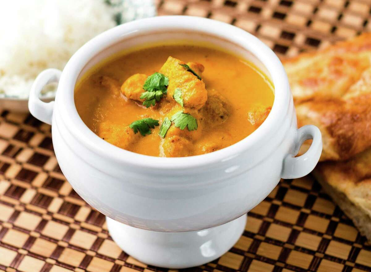 Ghee, or clarified butter, is a key part of the favorite Indian restaurant dish Butter Chicken.