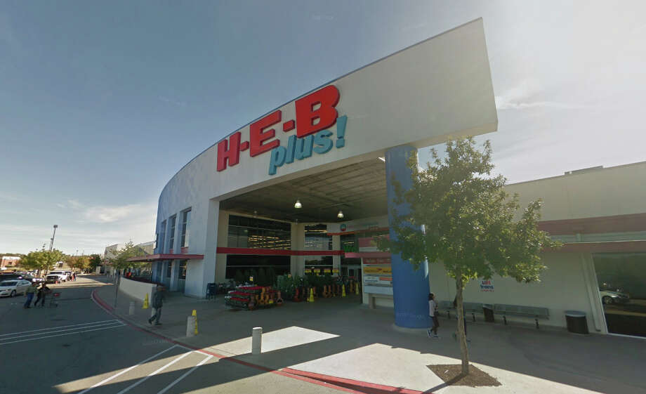 The H-E-B at 10718 Potranco Rd, San Antonio, TX 78251 Photo: Google Street View