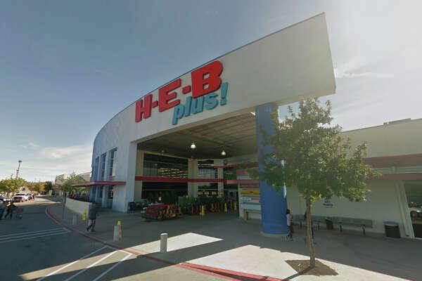 The H-E-B at 10718 Potranco Rd, San Antonio, TX 78251