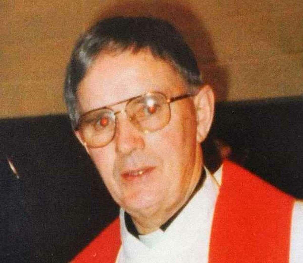 Undated photo of Rev. Jeremiah Nunan. (Provided photo)