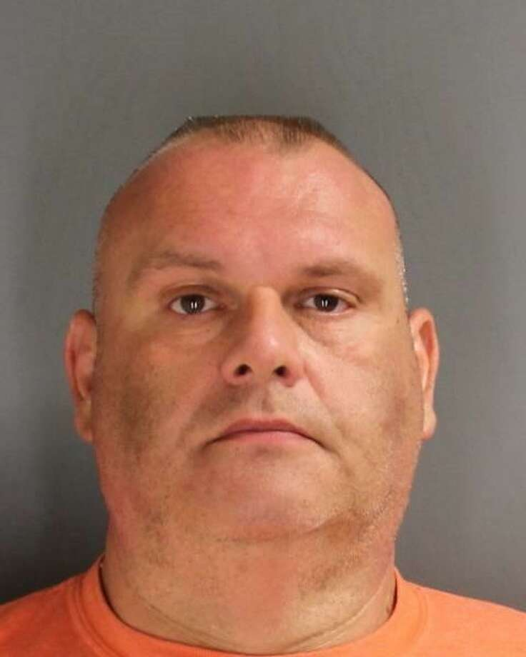 Rensselaer County jail guard Sean Morrissey was arrested on Sept. 26, 2018 and is accused of having sexual contact with a female inmate. Photo: Rensselaer County Sheriff's Office