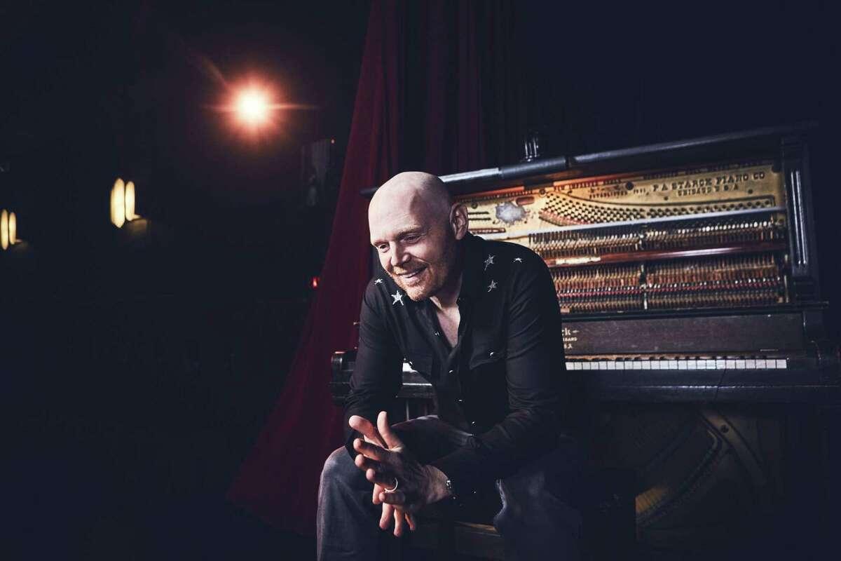 Comedian Bill Burr is performing at the Webster Bank Arena in Bridgeport Oct. 6.
