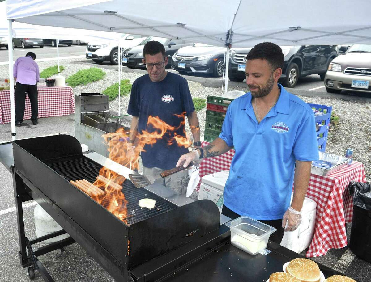 Eastern Account System employee lunch on Sept. 11.
