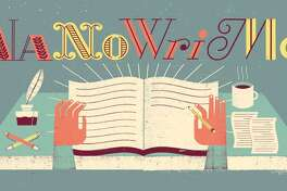 National Novel Writing Month begins Nov. 1.