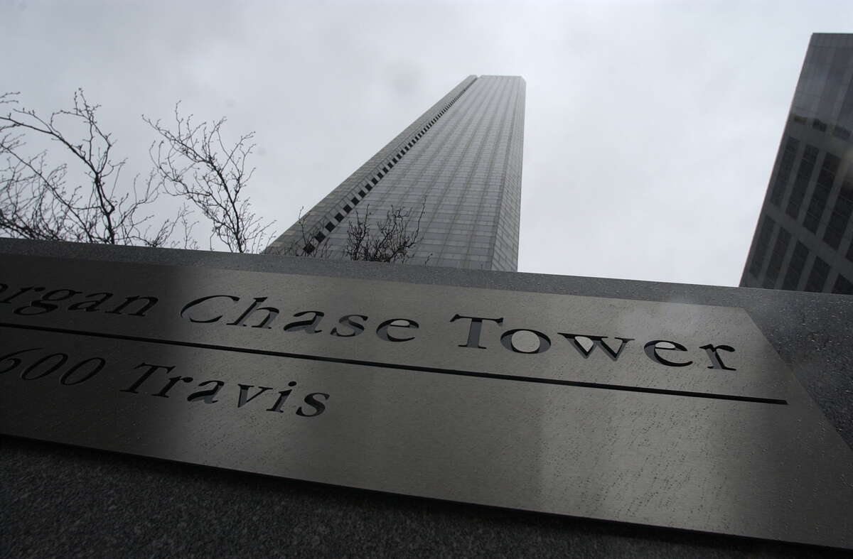 Chase Bank is exiting its namesake tower at 600 Travis. >>DID YOU KNOW? What Houston's tallest skyscrapers are named after