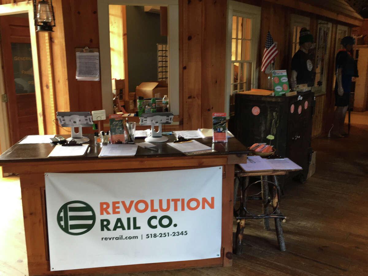 Revolution Rail.