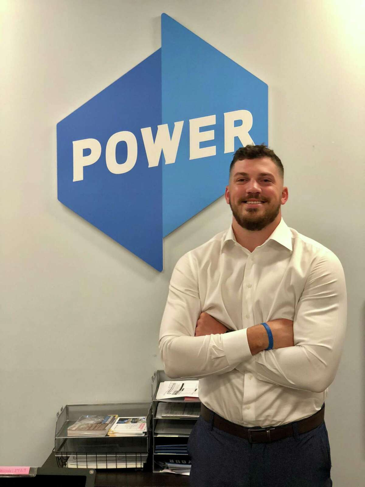KC Kyle, a consultant mentor at Power Home Remodeling