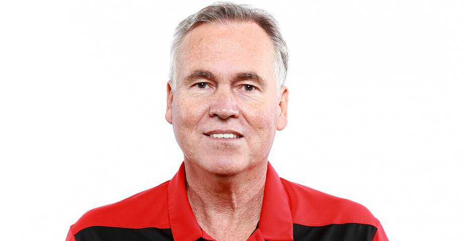 HOUSTON, TX - SEPTEMBER 24:  Head coach Mike D'Antoni of the Houston Rockets poses for a portrait during the Houston Rockets Media Day at The Post Oak Hotel at Uptown Houston on September 24, 2018 in Houston, Texas. NOTE TO USER: User expressly acknowledges and agrees that, by downloading and or using this photograph, User is consenting to the terms and conditions of the Getty Images License Agreement.  (Photo by Tom Pennington/Getty Images) Photo: Tom Pennington/Getty Images
