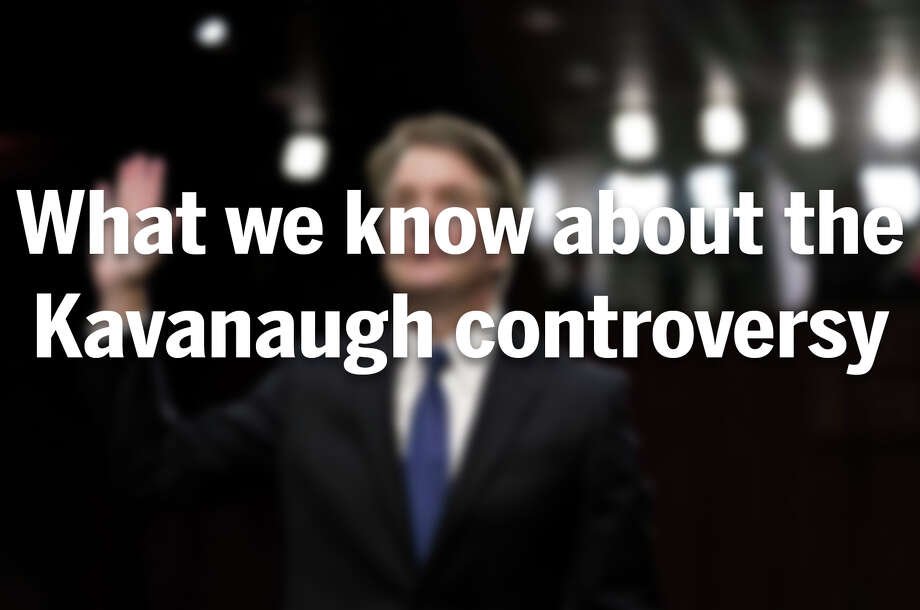 PHOTOS: The Brett Kavanaugh controversyThe federal appeals court judge and Supreme Court nominee is facing increasing allegations of sexual impropriety stemming back to his youth. >>Here's what we know about the allegations... Photo: Andrew Harrer / Bloomberg / JR Gonzales