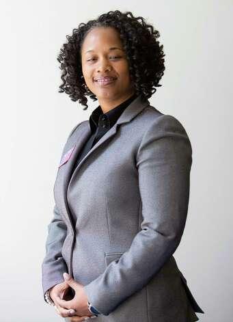 Toria J. Finch (D), candidate for County Criminal 9. Photo: Jill Karnicki, Staff Photographer / Houston Chronicle