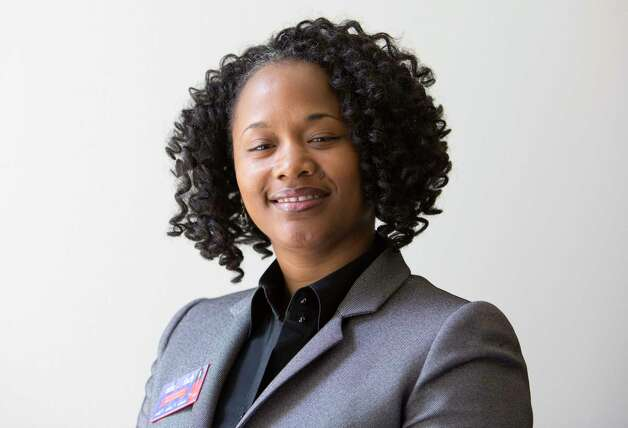Toria J. Finch (D), candidate for County Criminal 9.. Photo: Jill Karnicki, Staff Photographer / Houston Chronicle