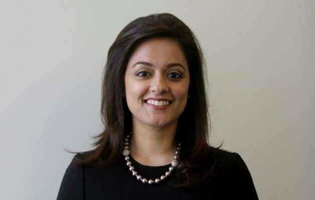 Rabeea Collier (D), candidate for Civil District Judge 11 Photo: Jill Karnicki, Houston Chronicle / Houston Chronicle