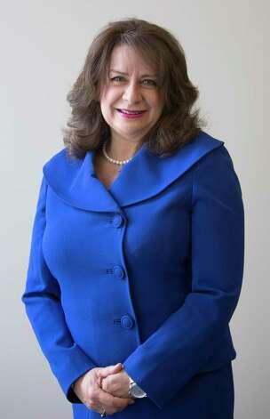 Sophia Mafrige (R), candidate for Judge Criminal Court 4. Photo: Jill Karnicki, Staff Photographer / 2018 Houston Chronicle