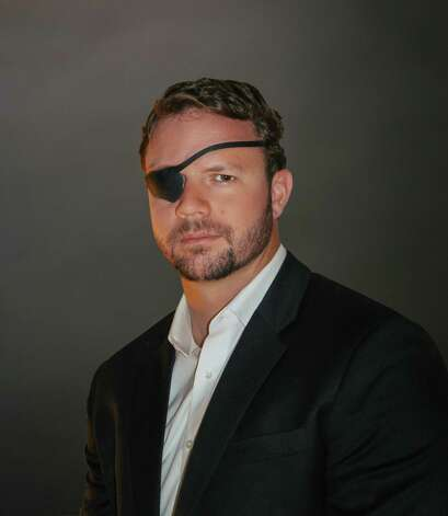 Dan Crenshaw, (R), candidate for US District 2. Photo: Photo Courtesy Of The Candidate / Copyright Shannon Connelly 2017