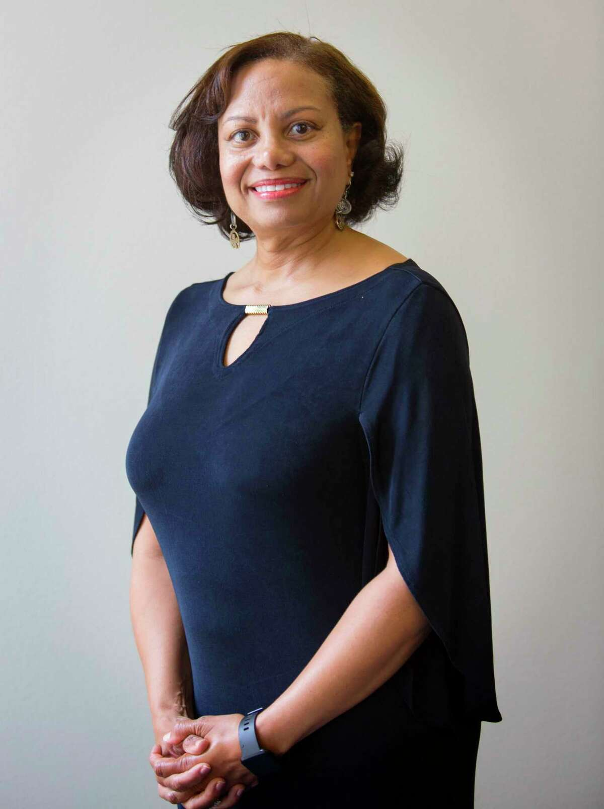 Maria Jackson (D), is a candidate for CCA Presiding Judge.
