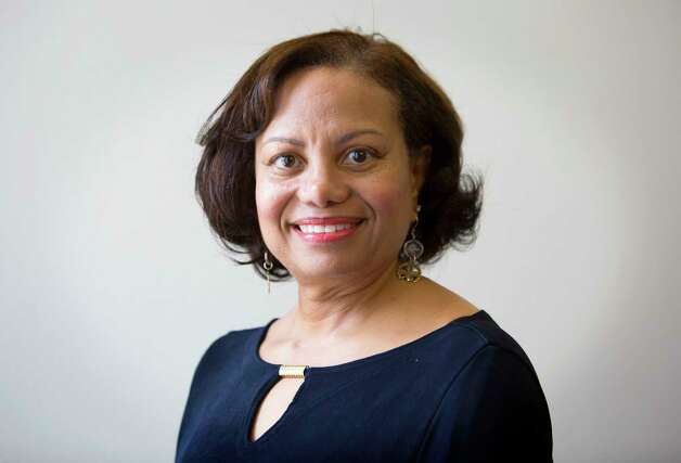 Maria Jackson (D), is a candidate for CCA Presiding Judge. Photo: Jill Karnicki, Staff Photographer / Houston Chronicle