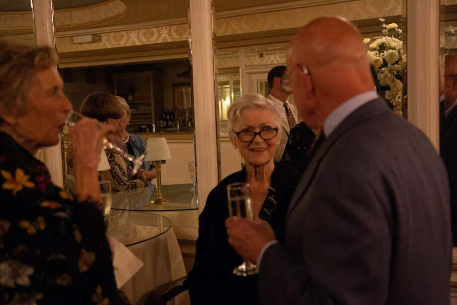 Were you Seen at the Rensselaer County Historical Society's annual gala honoring Paul and Alane Hohenberg on Sept. 21, 2018, at the Franklin Plaza Ballroom in Troy, NY? Photo: Frank Cavone
