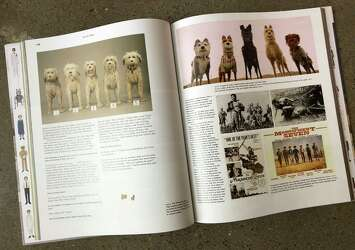 Wes Anderson Coffee Table Book.New Wes Anderson Goes Behind The Scenes Of Isle Of Dogs Houston