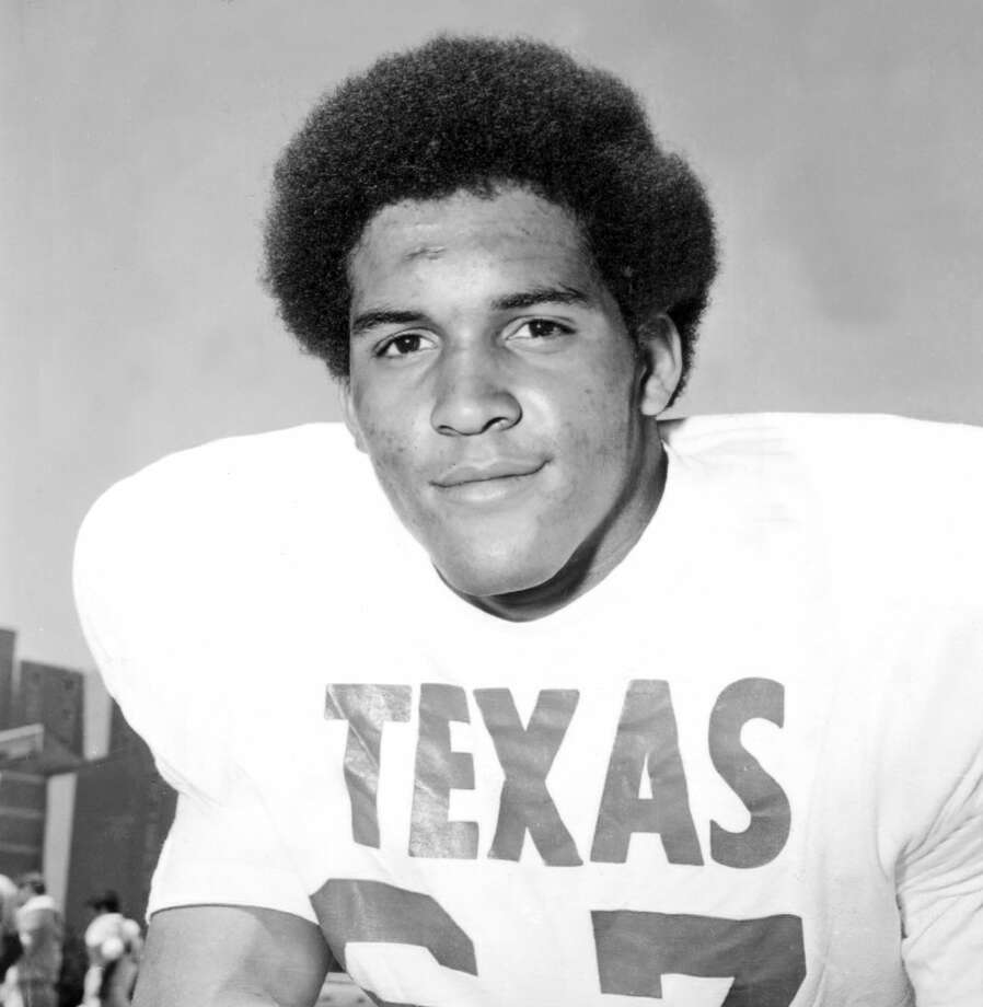 Former Texas Longhorn Julius Whittier. Whittier, a member of three SWC title teams and the Longhorns' 1970 national title team, died Tuesday, Sept. 25, 2018, at the age of 68. Photo: University Of Texas Athletics