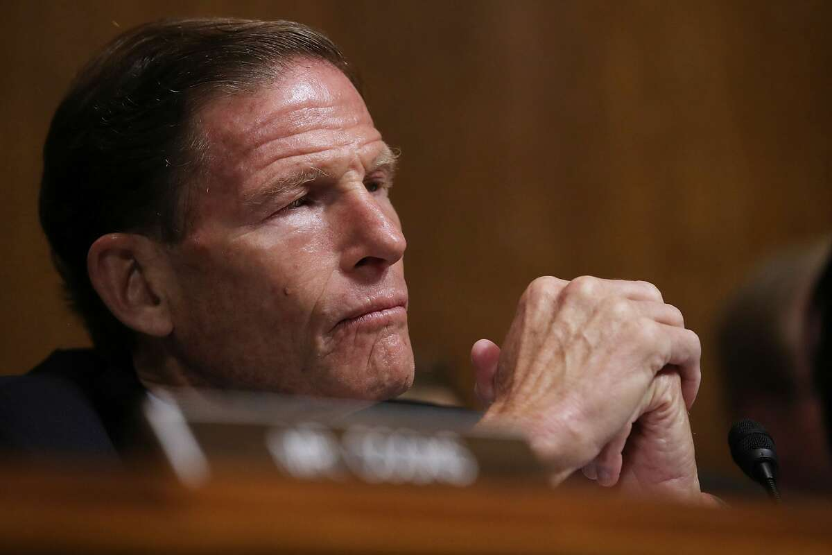 Senate Judiciary Committee member Sen. Richard Blumenthal (D-CT)has requested a Senate Judiciary Committee hearing on whether Acting Attorney General Matthew Whitaker violated the Hatch Act.