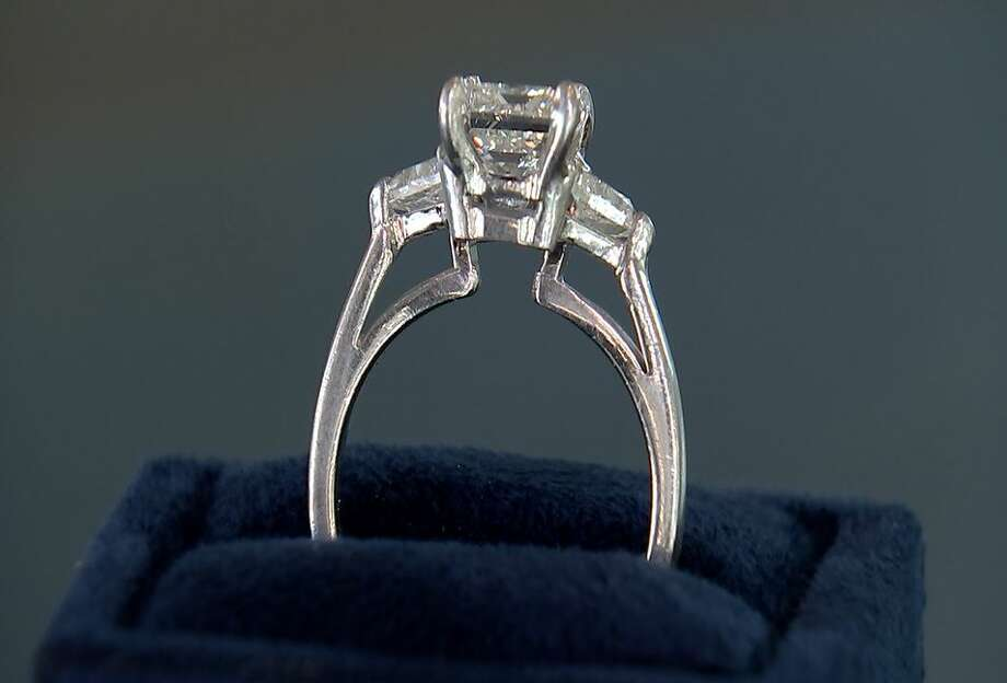 Did You Lose A 2 Carat Diamond Ring In A Lexus Loaner Car Houston