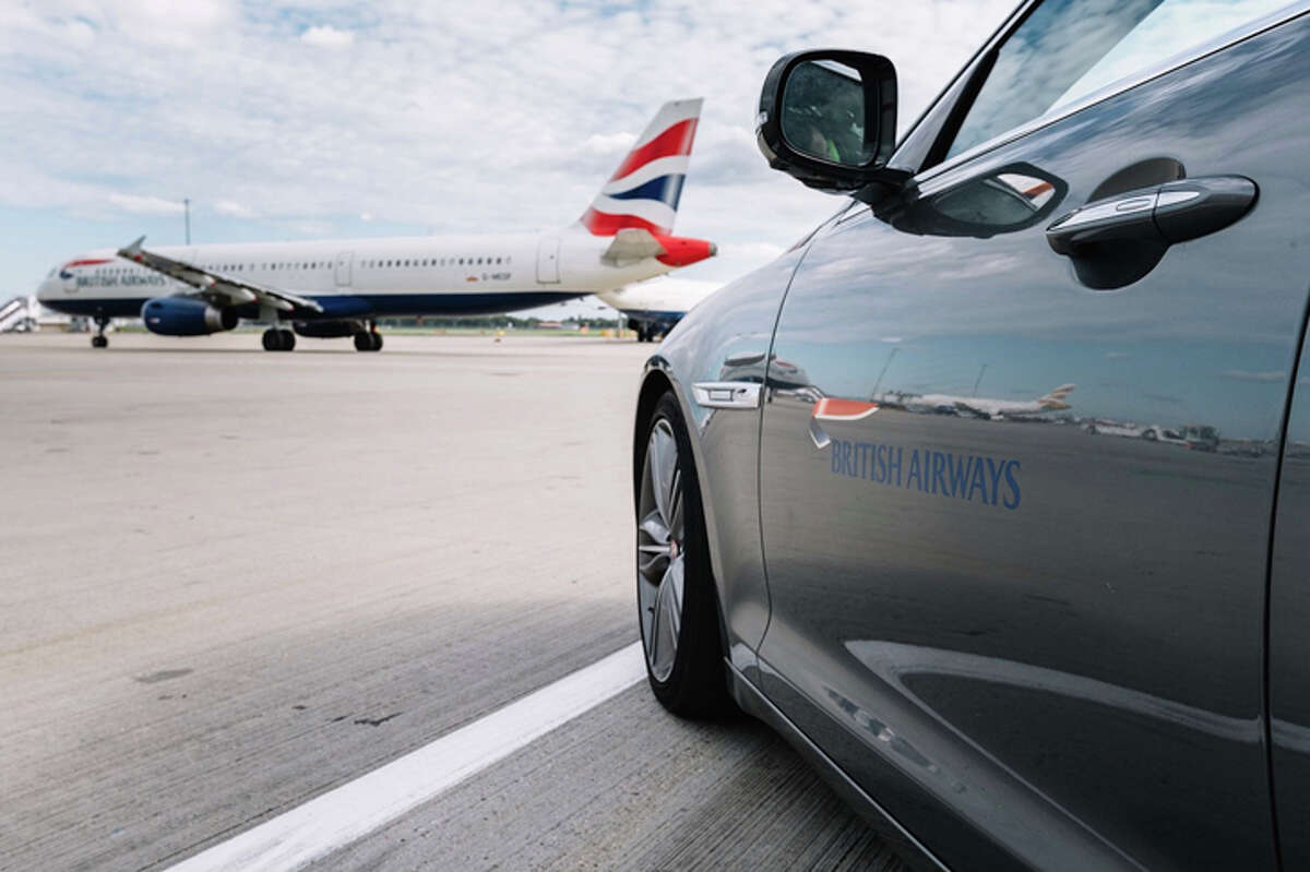 British Airways will drive connecting premium customers to their next flight at London Heathrow's Terminal 5.