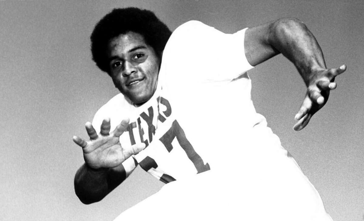 Julius Whittier, Texas' first black football player, was diagnosed with Alzheimer's disease before his death in 2018.