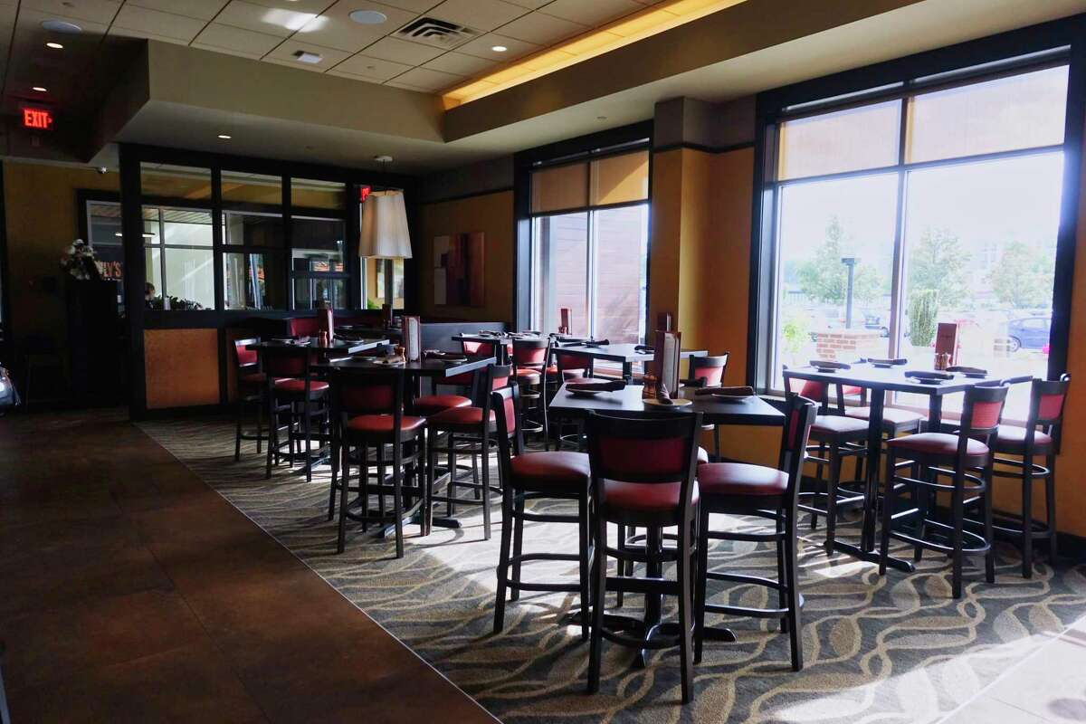 A view of the inside area at 110 Grill at Crossgates Mall on Thursday, Sept. 20, 2018, in Guilderland, N.Y. (Paul Buckowski/Times Union)