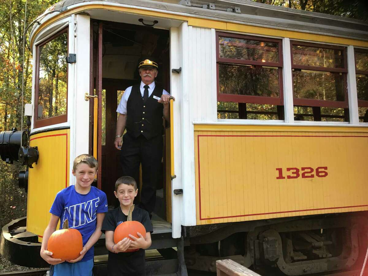 Sept. 24 - Oct. 30 Hop on board this rail car that will send riders to a dark and haunted place with an equally mysterious history. COVID precautions: - Masks are required in all indoor public spaces. Masks are voluntary aboard the trolley cars for those who are vaccinated. - Social distancing within the trolley cars - Increased sanitation Find out more.