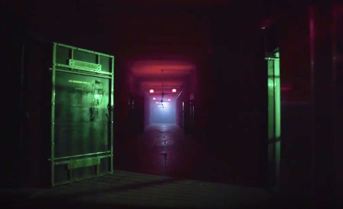 A new haunted house called Terror Vault takes over the Mint in San Francisco this month.
