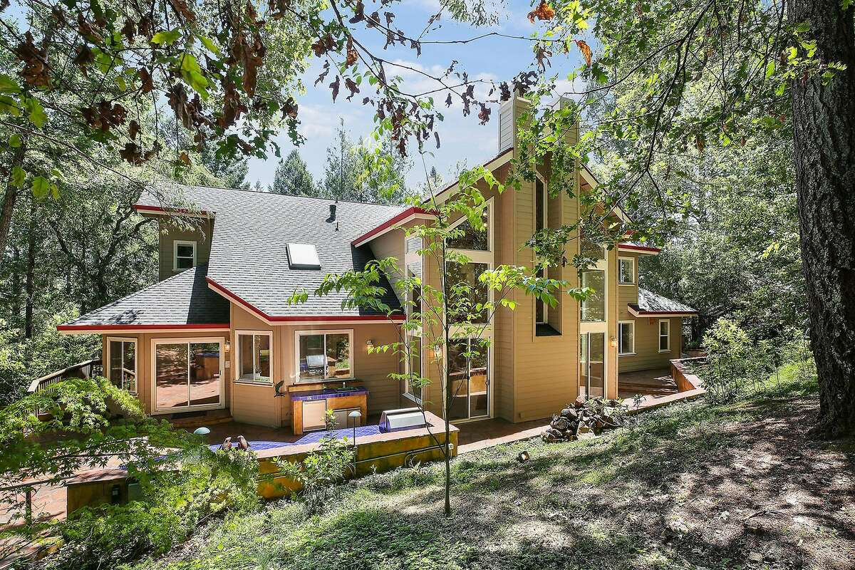 The four-bedroom Santa Rosa home was built in 1994.�
