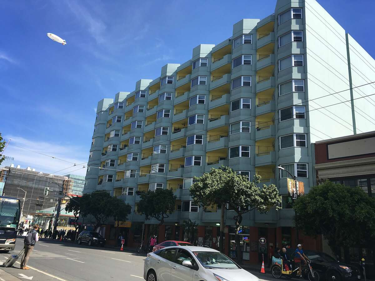 Police arrested a 30-year-old man who allegedly decapitated his grandmother at a senior apartment complex at 801 Howard St. in San Francisco.