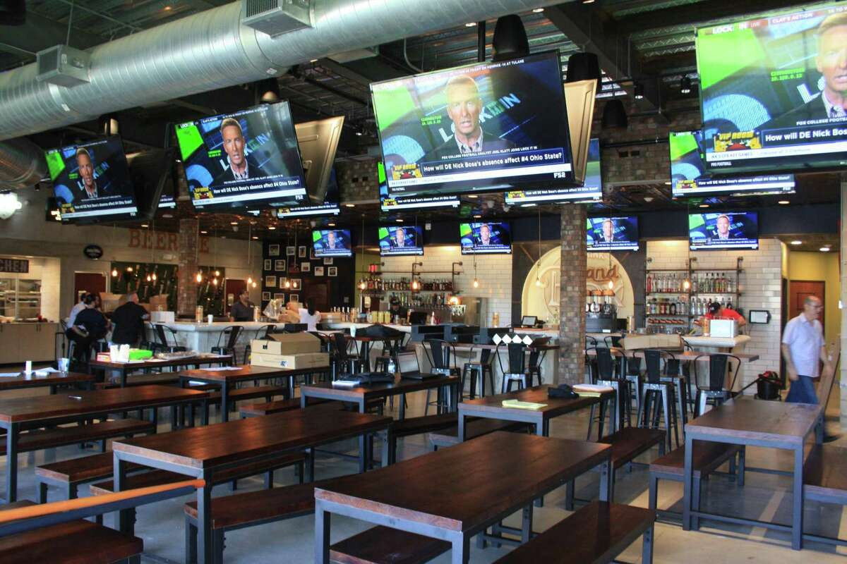 SandBox is a nearly 5,000-square-foot bar that is set to open on Friday near the UTSA campus.