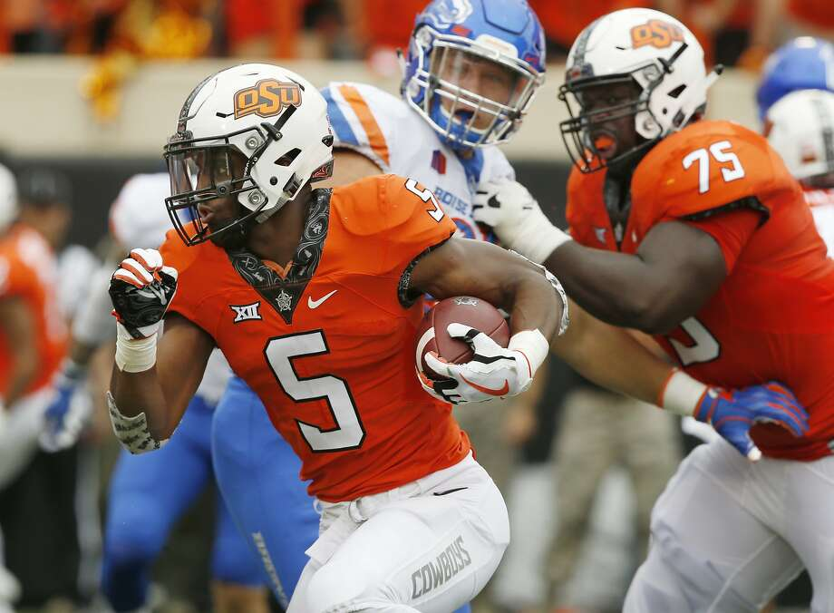 25. Oklahoma State University 