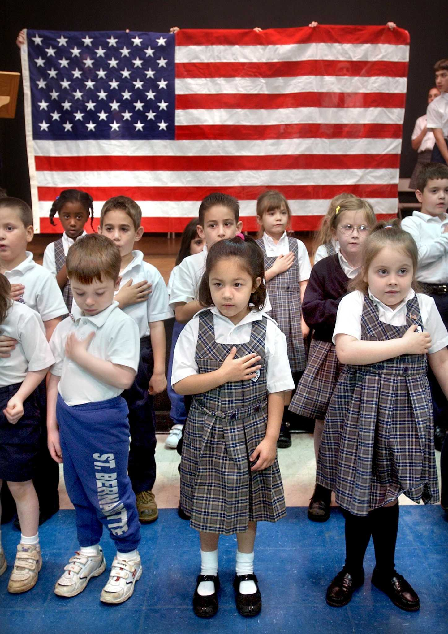 Friday letters: Flag and pledge protests - HoustonChronicle com