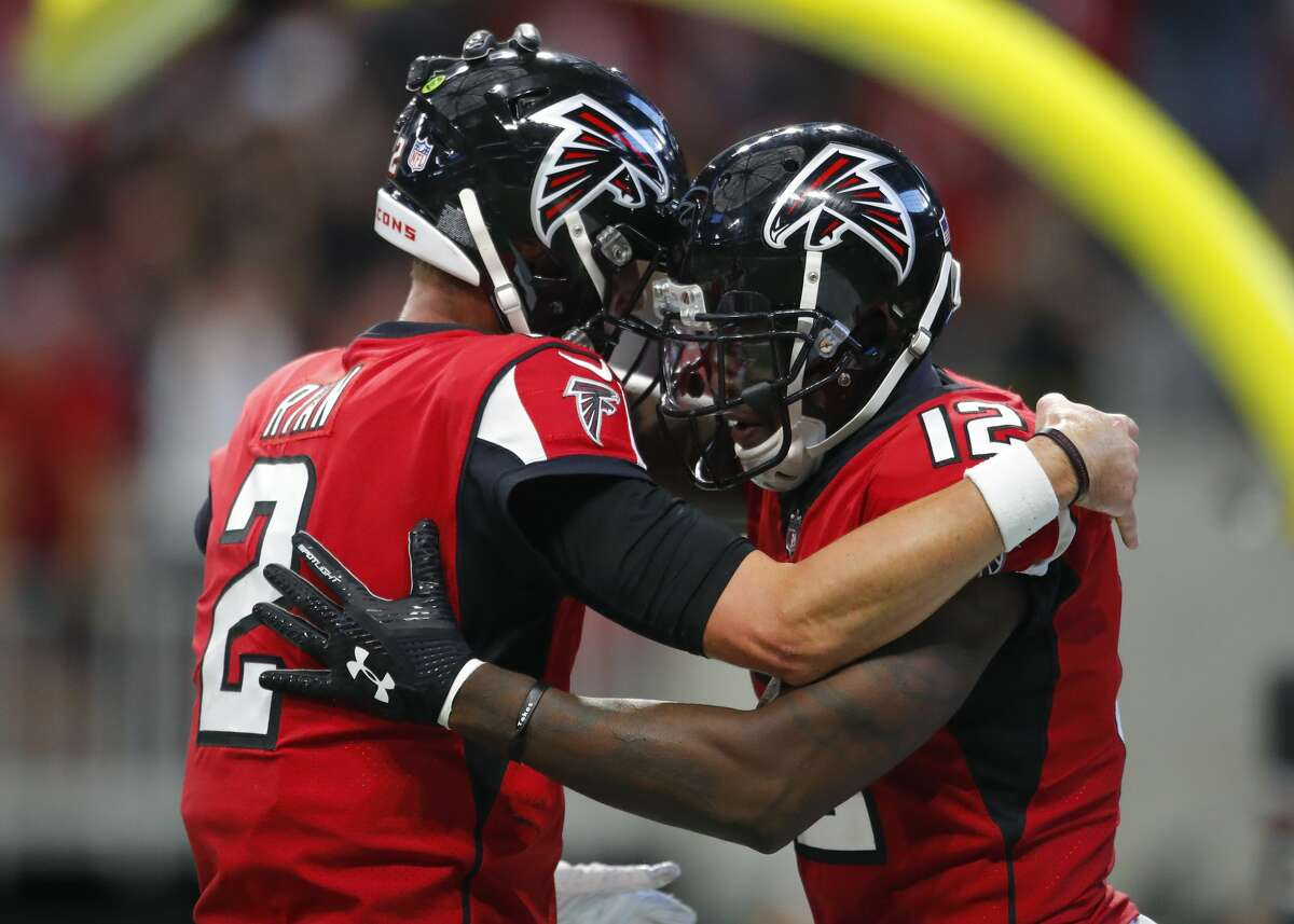 Cincinnati plus-4½ at Atlanta Falcons 30-24