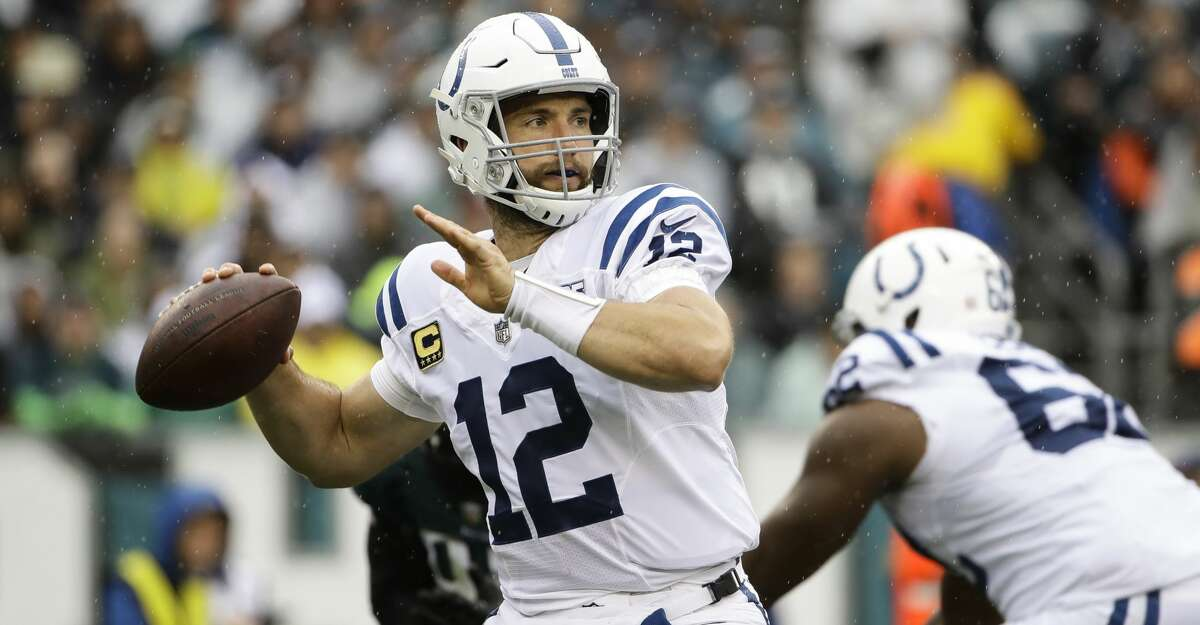 Houston plus-1 at Indianapolis Colts 24-20
