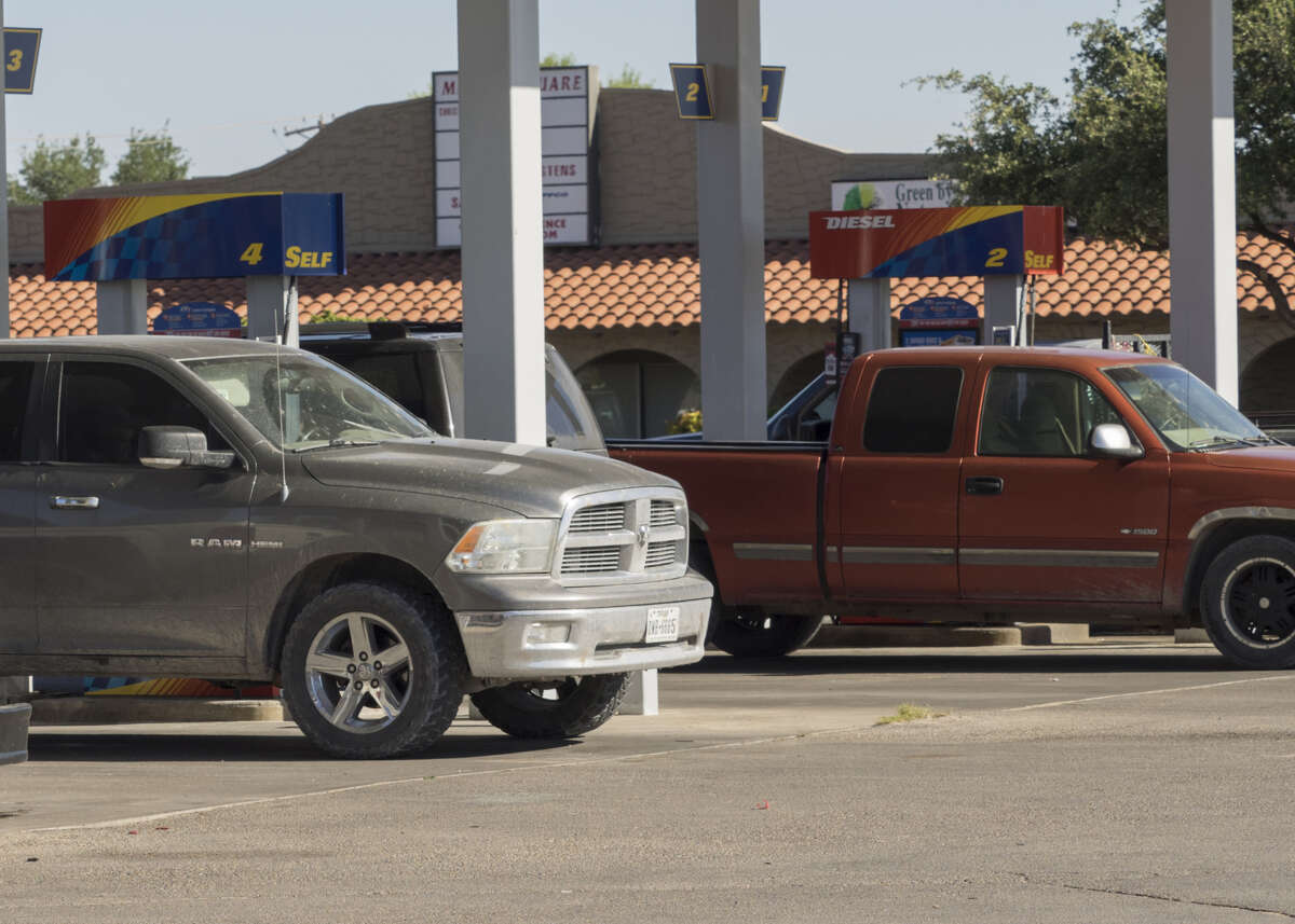 Midland and Odessans are again paying the highest price for regular unleaded gasoline.