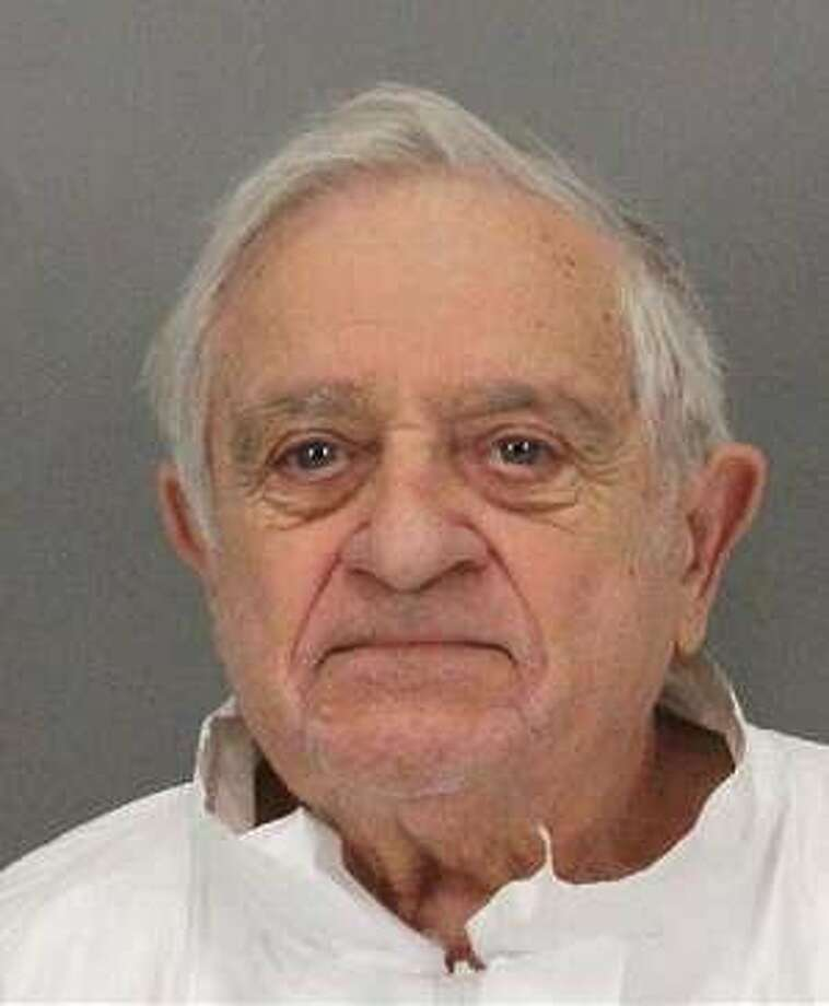 Anthony Aiello, 90, of San Jose, is suspected of murdering his stepdaughter Karen Navarra, 67, according to the San Jose Police Department. He is being held without bail in the Santa Clara County Jail. Photo: Courtesy Of The San Jose Police Department /