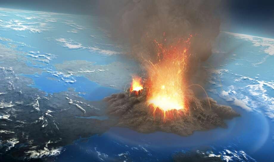California supervolcano may be as dangerous as Yellowstone's