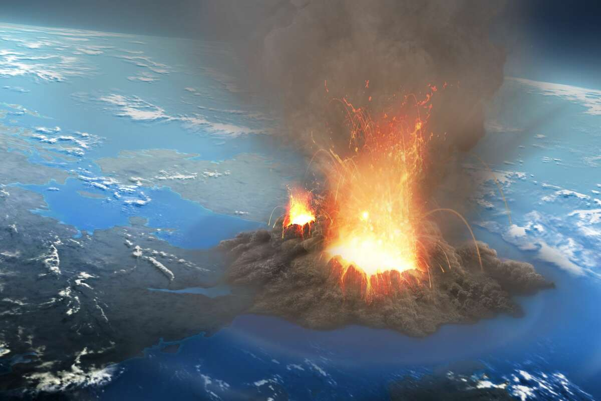 California Supervolcano May Be As Dangerous as Yellowstone's